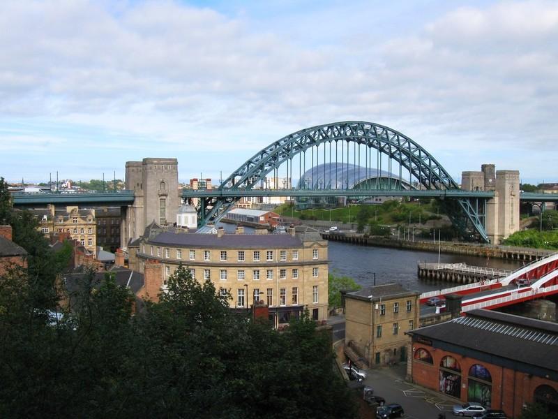 Groß und schön Newcastle